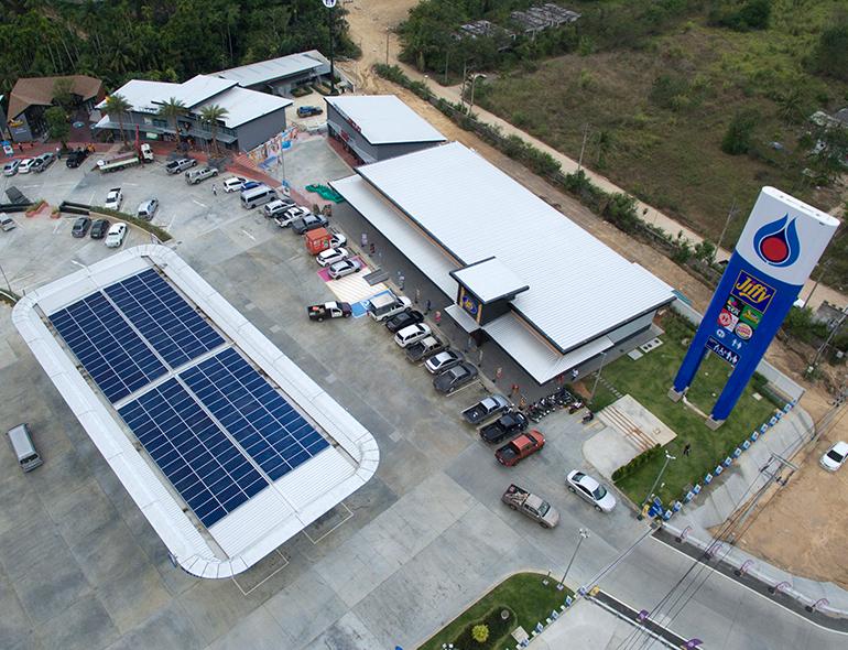 PTT Gas Station | Chonburi